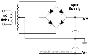 diode-bridge-split-supply