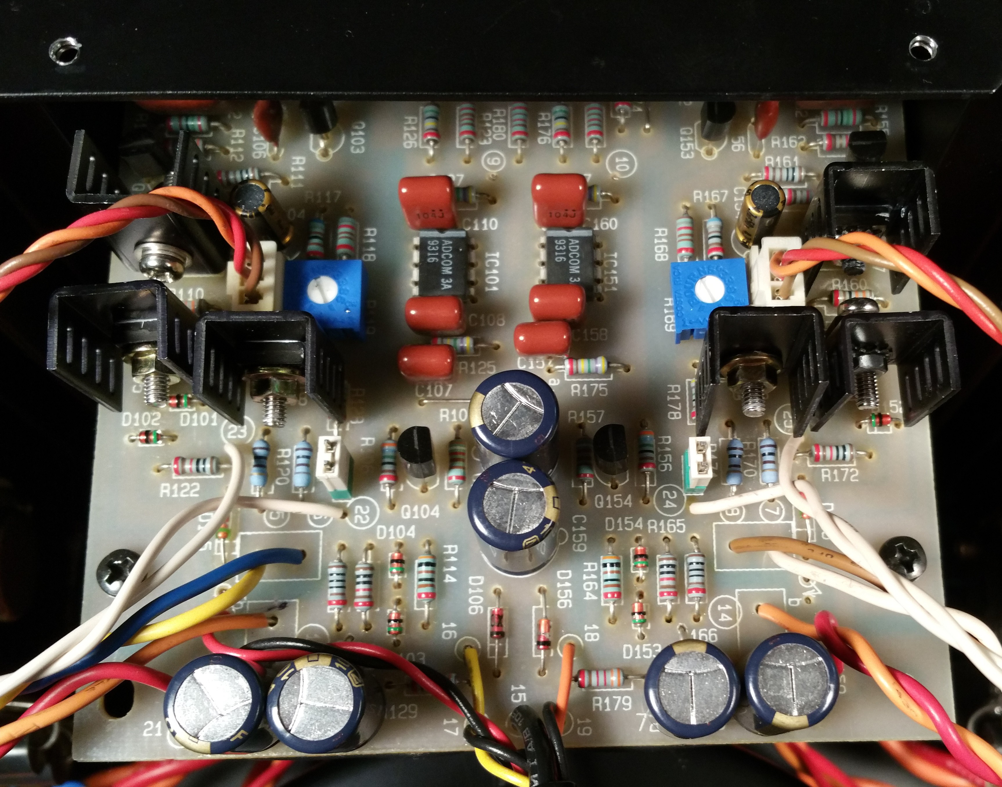 331483636211 furthermore Automatic Coil Winder Pic18f4550 Based Control Unit Schematic moreover Electrical Calculations likewise 309il7 furthermore 5F6A Modifications. on how to wire a audio capacitor